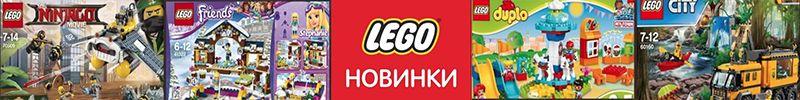 Lego в Rich Family