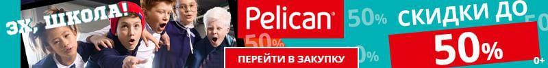пеликан школа